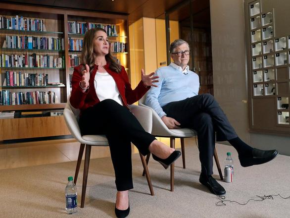 Truyền thông Mỹ: Vợ chồng tỉ phú Bill Gates có phiên phân xử ly hôn đầu tiên - Ảnh 1.