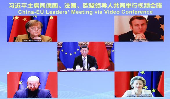 Vì sao quan hệ EU - Trung Quốc lung lay chỉ trong 4 tháng? - Ảnh 3.