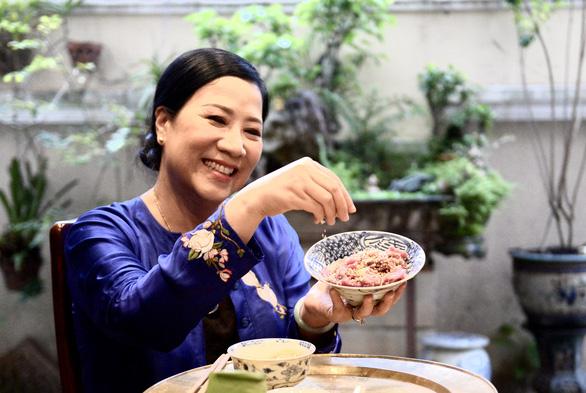 Giai nhân Huế đưa ẩm thực Việt ra thế giới