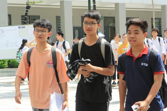 Hà Nội vẫn thi 4 môn trong kỳ thi tuyển sinh vào lớp 10 - Ảnh 1.