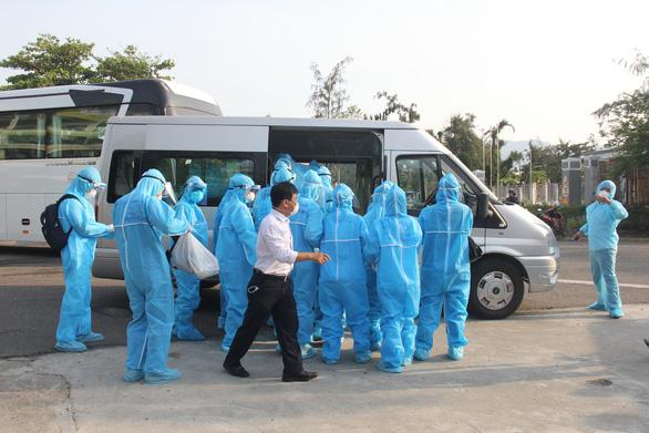 Xét nghiệm 8.000 người, diệt khuẩn toàn bộ Khu công nghiệp An Đồn, Đà Nẵng - Ảnh 2.