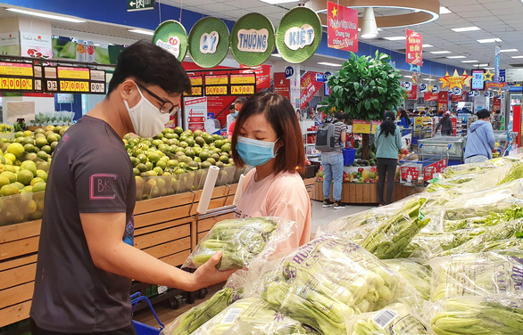 Saigon Co.op đảm bảo cung ứng hàng hóa cho mùa dịch - Ảnh 1.
