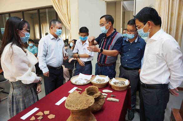 Phát hiện công xưởng chế tạo mũi khoan hơn 3.000 năm - Ảnh 1.