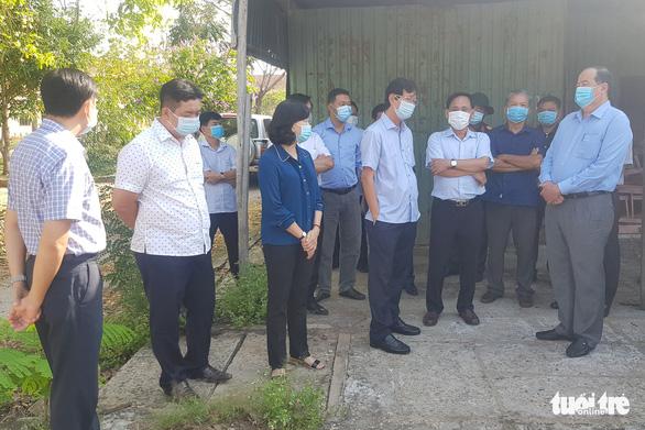 Thành lập thêm bệnh viện dã chiến ở huyện An Phú có sức chứa 250 giường - Ảnh 2.
