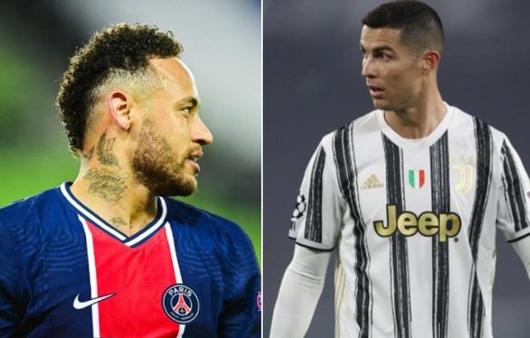 Neymar muốn đá cặp với Ronaldo và vô địch World Cup - Ảnh 1.