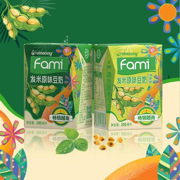Fami và mốc son trên  hành trình chinh phục thị trường quốc tế - Ảnh 1.