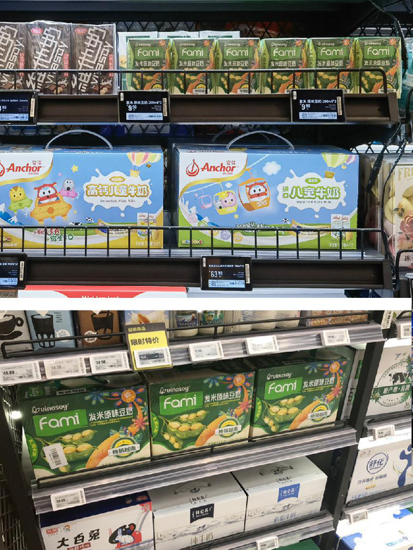 Fami và mốc son trên  hành trình chinh phục thị trường quốc tế - Ảnh 2.