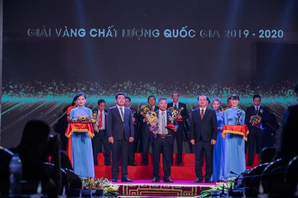VIETCOCO nhận Giải Vàng Chất Lượng Quốc Gia - Ảnh 1.