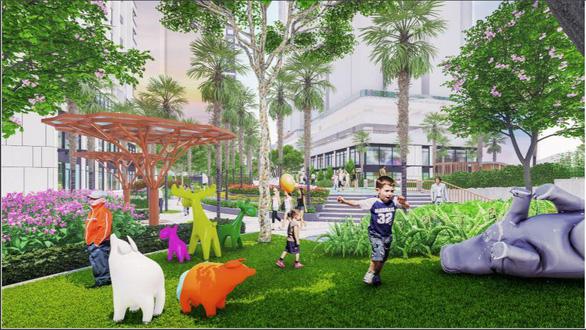 Sắp xuất hiện Tổ hợp công viên giải trí bên hồ tại khu Đông - Ảnh 3.