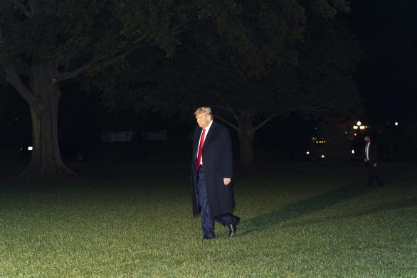 Blog của ông Trump không 'hút view' như tài khoản mạng xã hội - Ảnh 1.