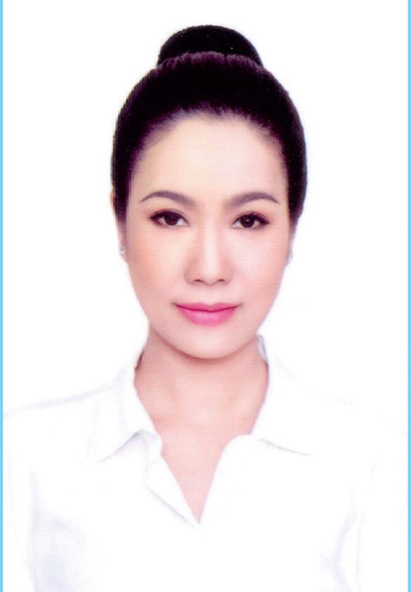 Trịnh Kim Chi, Lê Tứ, Hạnh Thúy ứng cử đại biểu HĐND TP.HCM nhiệm kỳ 2021-2026 - Ảnh 1.