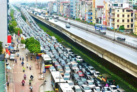 Trình Thủ tướng dự án đường 6 tỉ USD từ Hà Nội qua 4 tỉnh - Ảnh 1.