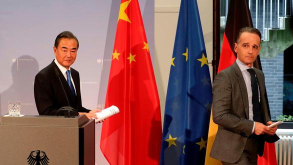 Vì sao quan hệ EU - Trung Quốc lung lay chỉ trong 4 tháng? - Ảnh 1.
