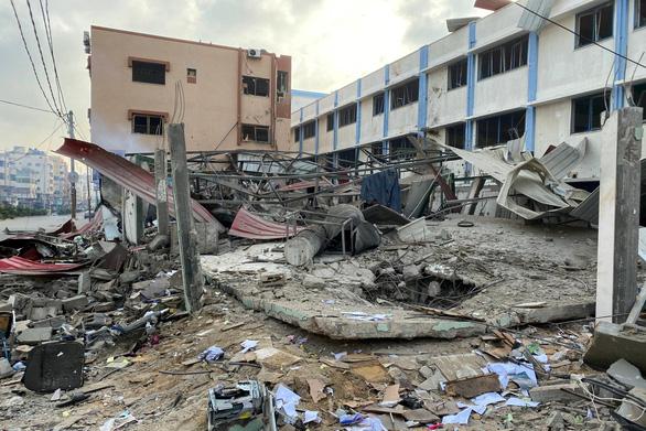 Việt Nam lên án bạo lực trong xung đột Israel - Palestine - Ảnh 1.