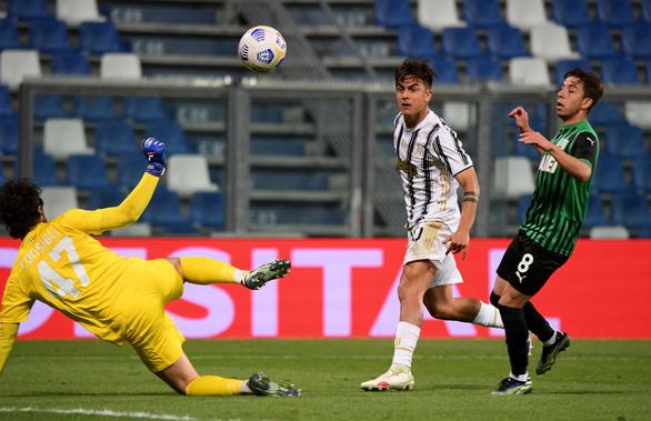Ronaldo ghi bàn thứ 100 cho Juventus - Ảnh 4.
