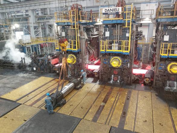 Kiểm soát xuất khẩu các mặt hàng thép, ổn định cung cầu - Ảnh 1.