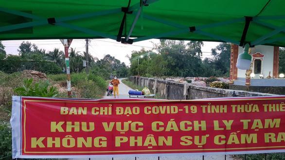 Lại thêm ca COVID-19 không khai báo y tế khi từ Đà Nẵng về - Ảnh 1.