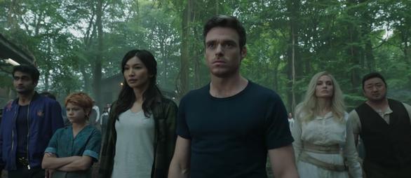 Trung Quốc có thể cấm Eternals và Shang-Chi and the Legend of the Ten Rings của Marvel - Ảnh 2.