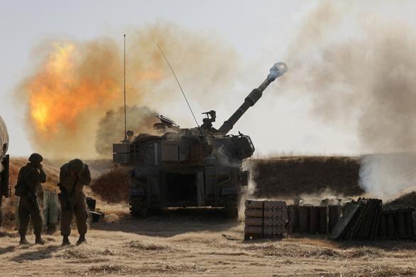 Israel đính chính tin đưa quân vào Dải Gaza - Ảnh 1.
