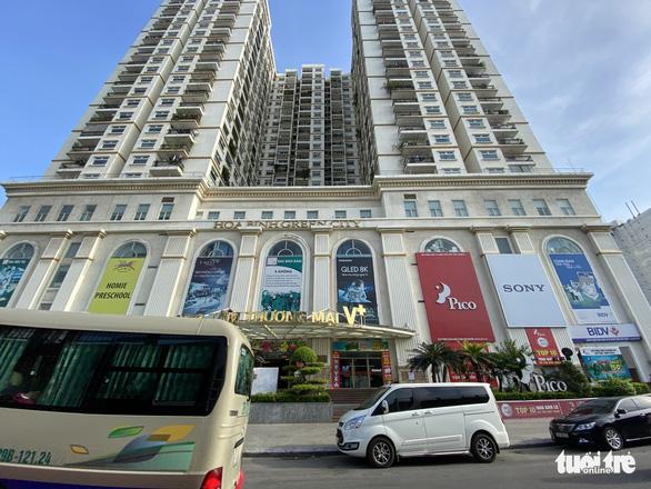 Hà Nội chỉ đạo giải quyết vụ 40 tỉ đồng phí bảo trì và sổ hồng của chung cư Green City - Ảnh 1.