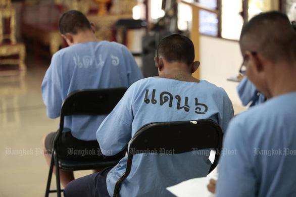COVID-19 xâm nhập nhà tù Thái Lan, gần 3.000 phạm nhân dương tính - Ảnh 1.