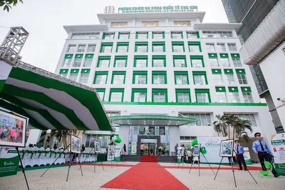 Đình chỉ hoạt động khám, chữa bệnh Phòng khám đa khoa quốc tế Thu Cúc - Ảnh 1.