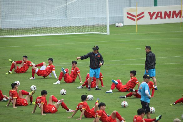 VFF cử người sang UAE tiền trạm, thực hiện mục tiêu World Cup của bóng đá Việt Nam - Ảnh 1.