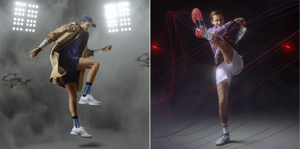 AG-LT21 ULTRA - Dòng giày tennis cho hiệu suất tối đa - Ảnh 3.