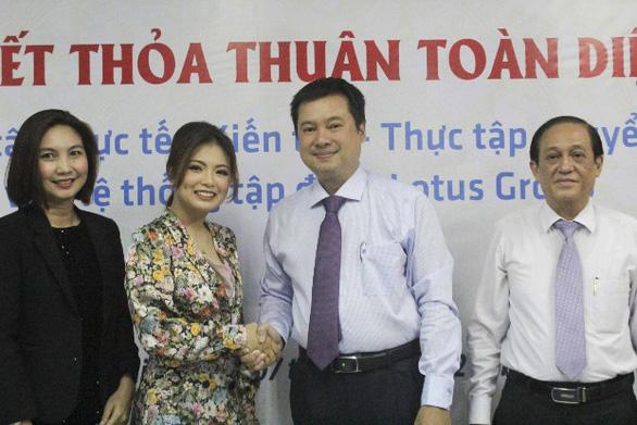 Phụ huynh mạnh dạn cho con em học Trung cấp Việt Giao - Ảnh 4.