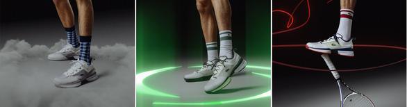AG-LT21 ULTRA - Dòng giày tennis cho hiệu suất tối đa - Ảnh 4.