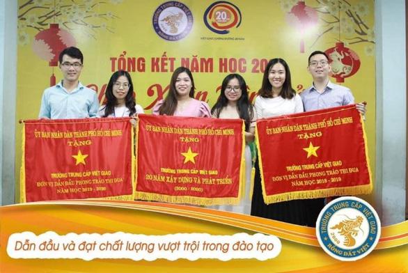 Phụ huynh mạnh dạn cho con em học Trung cấp Việt Giao - Ảnh 5.