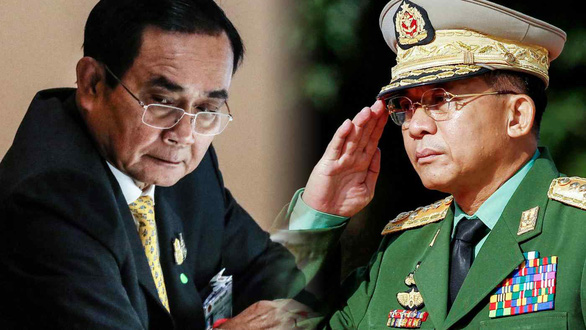 Nikkei Asia: Thủ tướng Thái Lan và lãnh đạo quân đội Myanmar vẫn liên lạc bí mật - Ảnh 1.