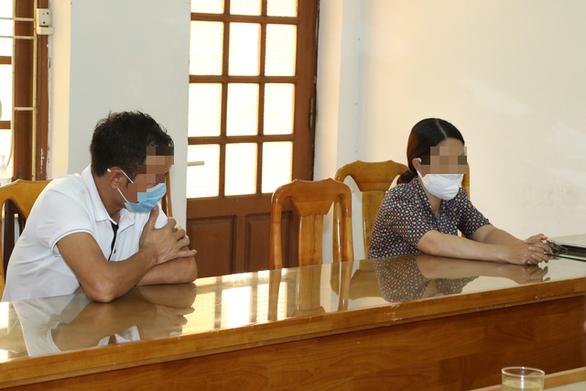 Tung tin ẩu về COVID-19 trong nhóm kín, 2 người bị phạt 10 triệu - Ảnh 1.