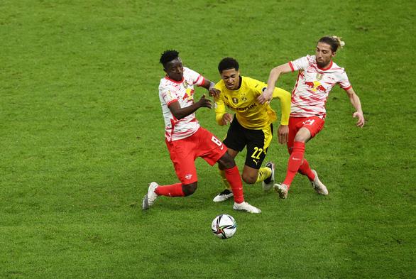 Thắng áp đảo Leipzig, Dortmund vô địch Cúp quốc gia Đức - Ảnh 2.