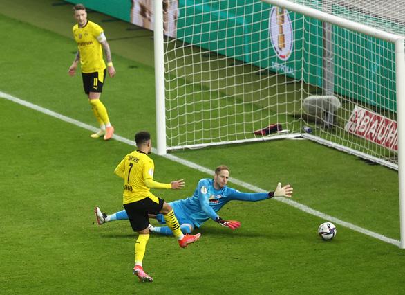 Thắng áp đảo Leipzig, Dortmund vô địch Cúp quốc gia Đức - Ảnh 3.