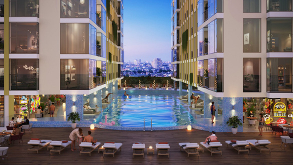 Cần Thơ sắp có chung cư cao cấp với tháp đôi 23 tầng - Ảnh 4.