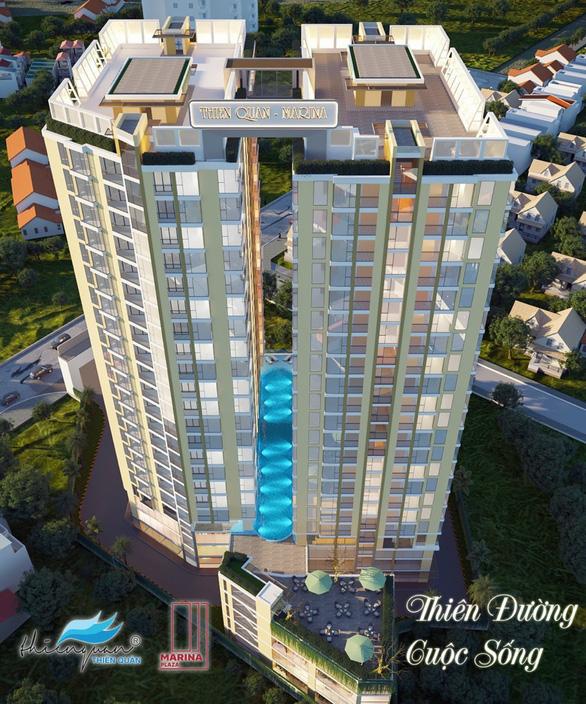 Cần Thơ sắp có chung cư cao cấp với tháp đôi 23 tầng - Ảnh 1.