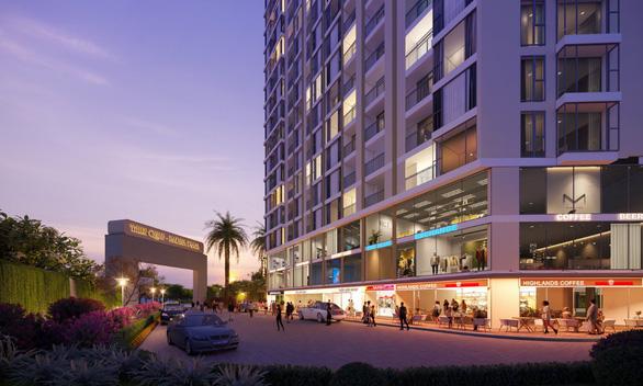 Cần Thơ sắp có chung cư cao cấp với tháp đôi 23 tầng - Ảnh 2.