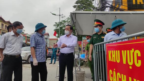 Hà Nội thêm 4 ca COVID-19 có liên quan đến bệnh nhân ở Hưng Yên và Bệnh viện K - Ảnh 1.