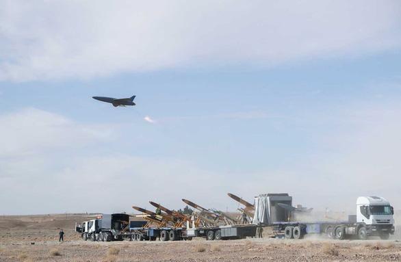 Hamas chuyển sang dùng 'UAV cảm tử' Shehab tấn công Israel - Ảnh 1.
