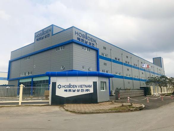 Bắc Giang xuất hiện ổ dịch mới với 12 ca mắc ở Công ty Hosiden, sẽ lấy mẫu xuyên đêm