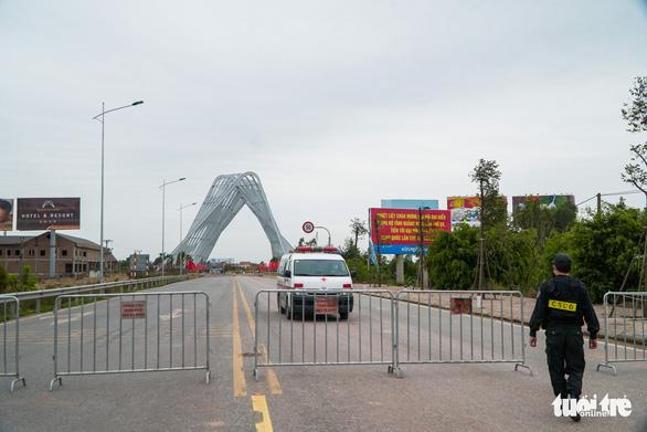 0h đêm 15-5: Quảng Ninh đóng cửa sân golf, đóng quán ăn, quán nước vỉa hè - Ảnh 1.