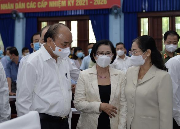 Chủ tịch nước Nguyễn Xuân Phúc: Luật đất đai còn nhiều bất cập, gây thất thoát - Ảnh 1.