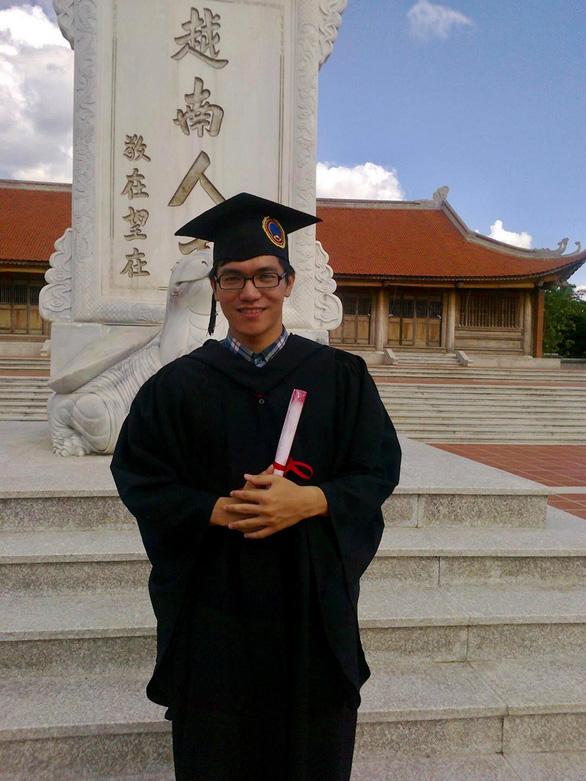 Lê Bá Thành Nam - Chàng giám đốc ngân hàng ở tuổi 29 - Ảnh 2.