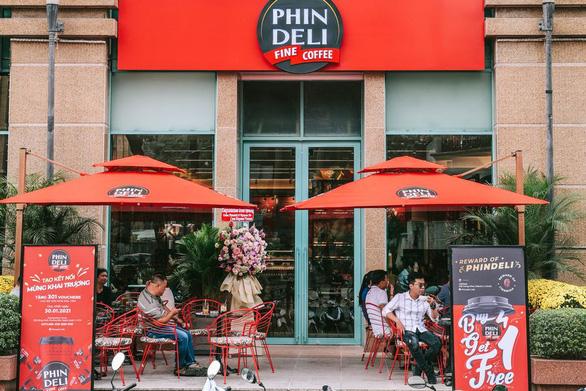 Hé lộ câu chuyện mới mẻ của thương hiệu cà phê PhinDeli - Ảnh 2.