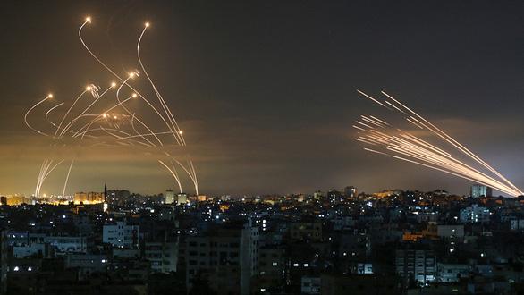Israel - Palestine bên miệng hố chiến tranh - Ảnh 1.