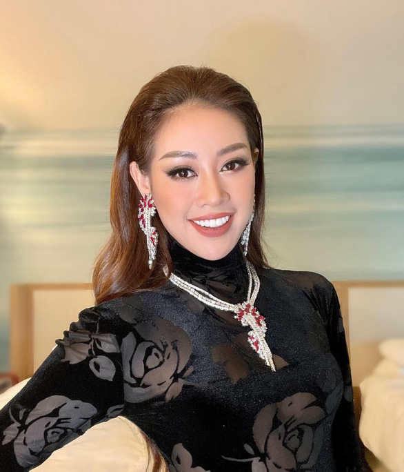 Đại sứ Charm Resort tỏa sáng tại Miss Universe lần thứ 69 - Ảnh 1.