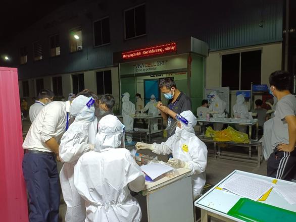 Bắc Giang: Ổ dịch mới ở Công ty Hosiden đã có 35 công nhân mắc COVID-19 - Ảnh 1.
