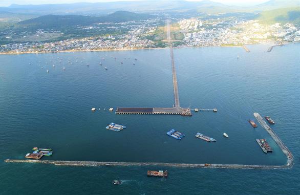 Cảng hành khách quốc tế tại Phú Quốc sẽ hoàn thành vào quý 3-2021 - Ảnh 1.