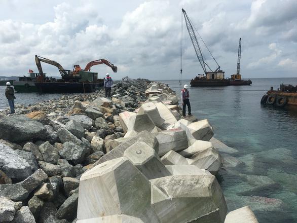 Cảng hành khách quốc tế tại Phú Quốc sẽ hoàn thành vào quý 3-2021 - Ảnh 3.